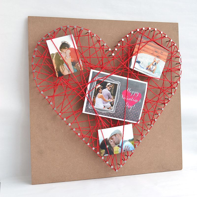 Let Your Photos And Valentine's Day Cards Get Caught Up In
