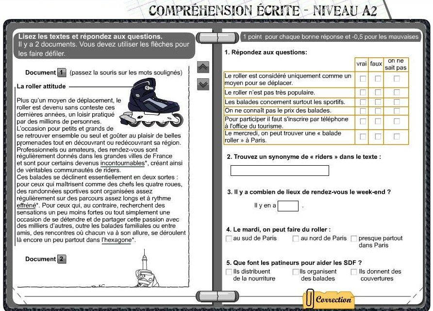 passe compose exercices with answers pdf