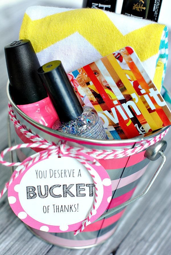 Best 25 thank you gift baskets ideas on pinterest thank for Pinterest thank you gift ideas