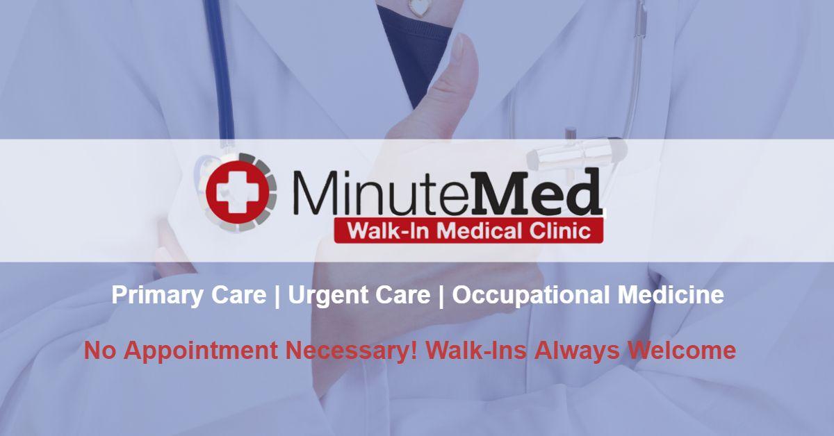 Lafayettes premiere walk in clinics at minutemed walk in