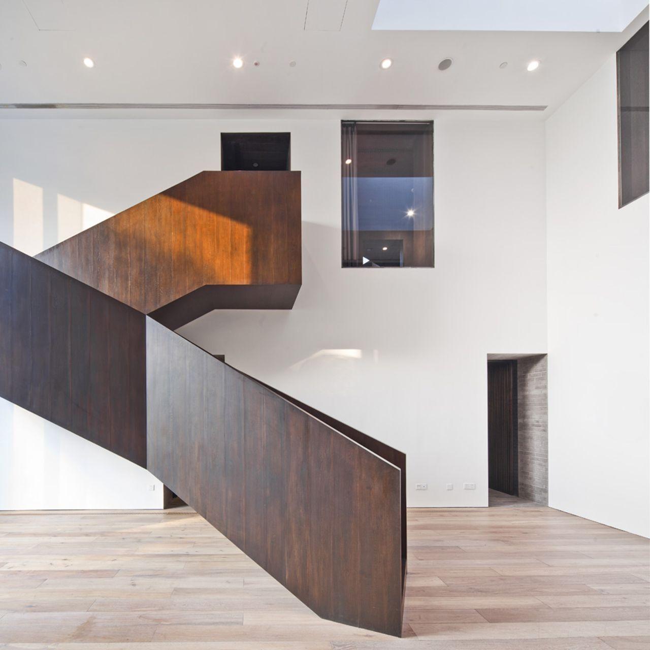 Best Corten Stair Stairs Design Interior Architecture Design 400 x 300