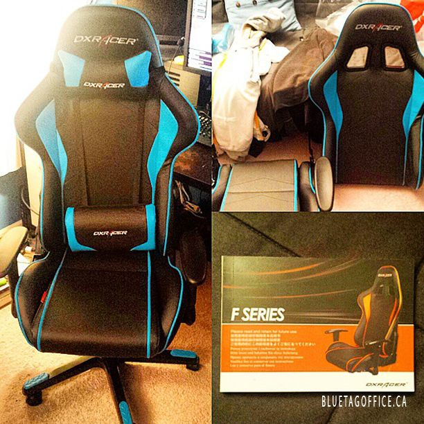 This Gaming Chair Is Better Then My Sti Seats Dxracer