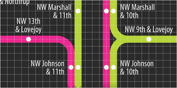 How To Design A Subway Map.How To Design Transit Map Style Graphics Visually Blog Slo