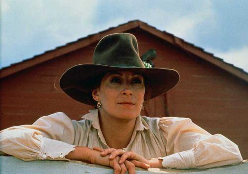 Anjelica Huston; Clara Allen; Lonesome Dove (1989) | Lonesome dove ...