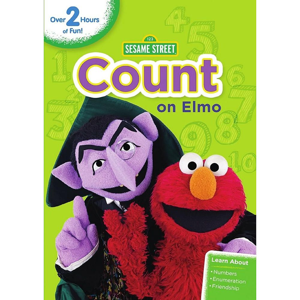The Sesame Street friends can count on Elmo! Join your