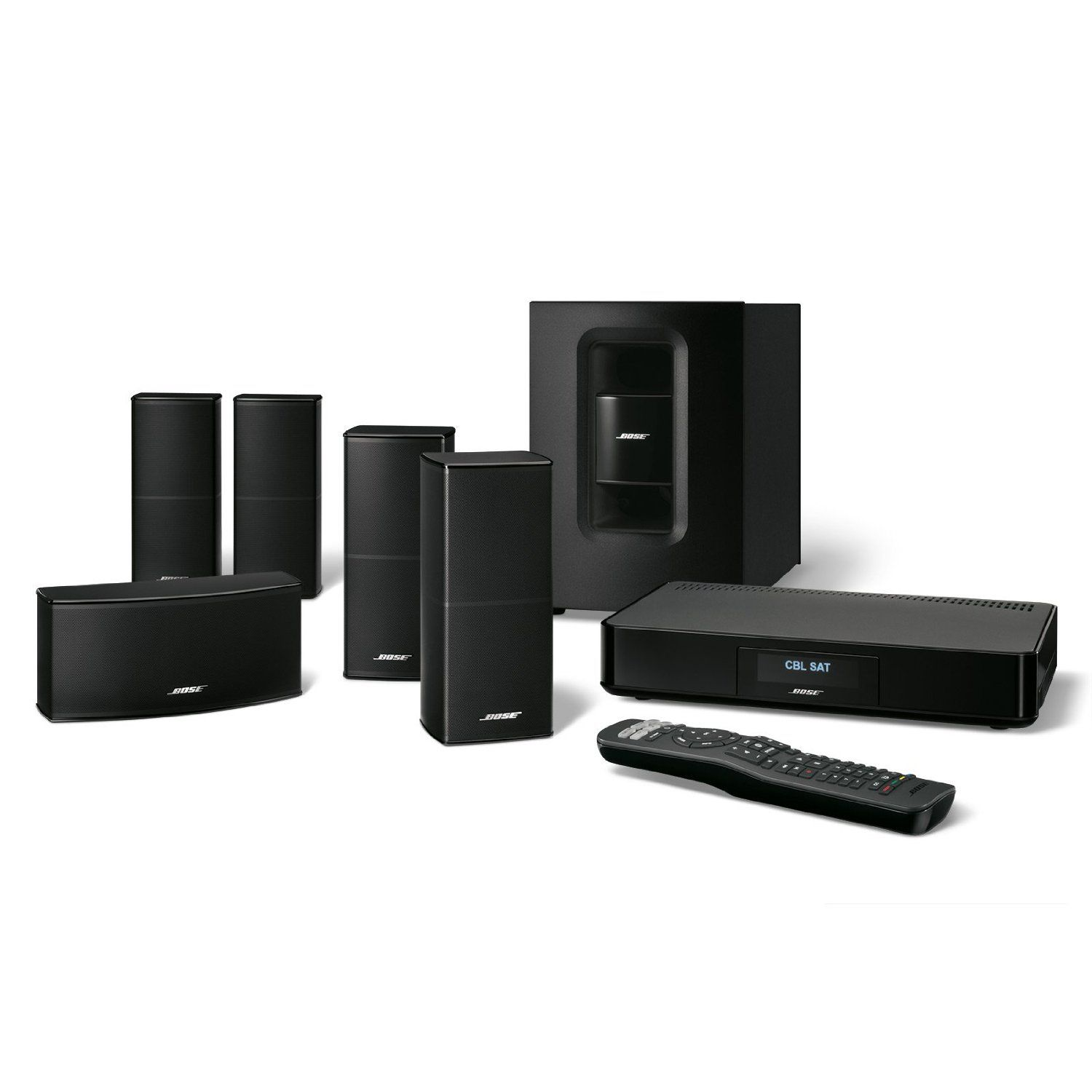 Bose CineMate 520 Home Theater System - Reviews