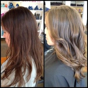light brown, dimension, natural, curls, shine, inspiration, Hair ...