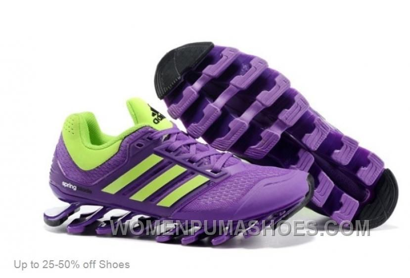 http://www.womenpumashoes.com/adidas-women-springblade-drive-3-running-shoes-purple-green-lastest.html ADIDAS WOMEN SPRINGBLADE DRIVE 3 RUNNING SHOES PURPLE GREEN LASTEST Only $67.00 , Free Shipping!