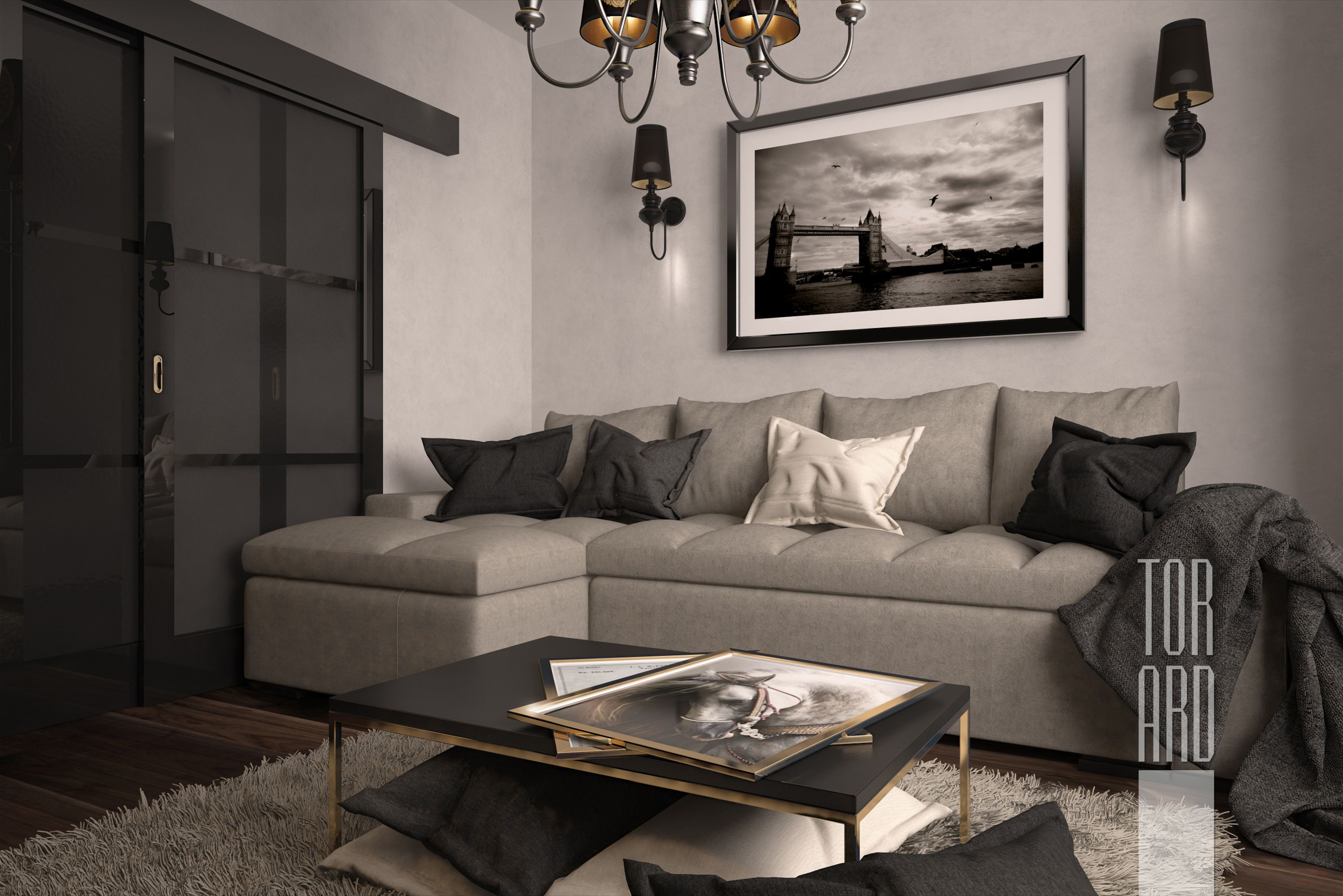 - Livingroom - Modern Interior Design
