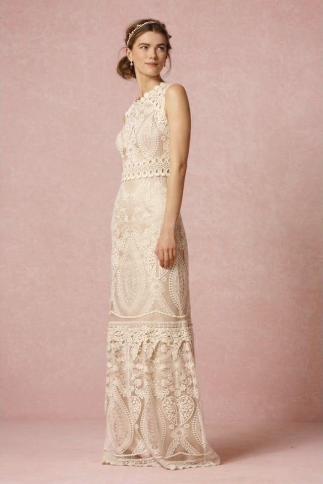Roane Gown from BHLDN on Vimeo   Wedding dresses   Pinterest ...