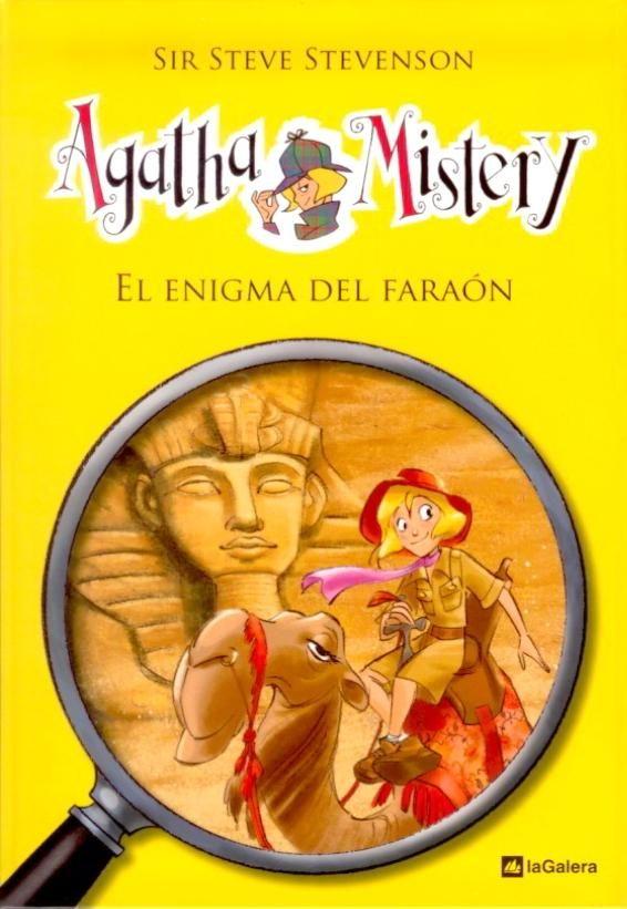 Agatha Mistery Detectives Misterio Aventuras Enigmas Para Niños Libros Infantiles Recomendados Libros Para Niños
