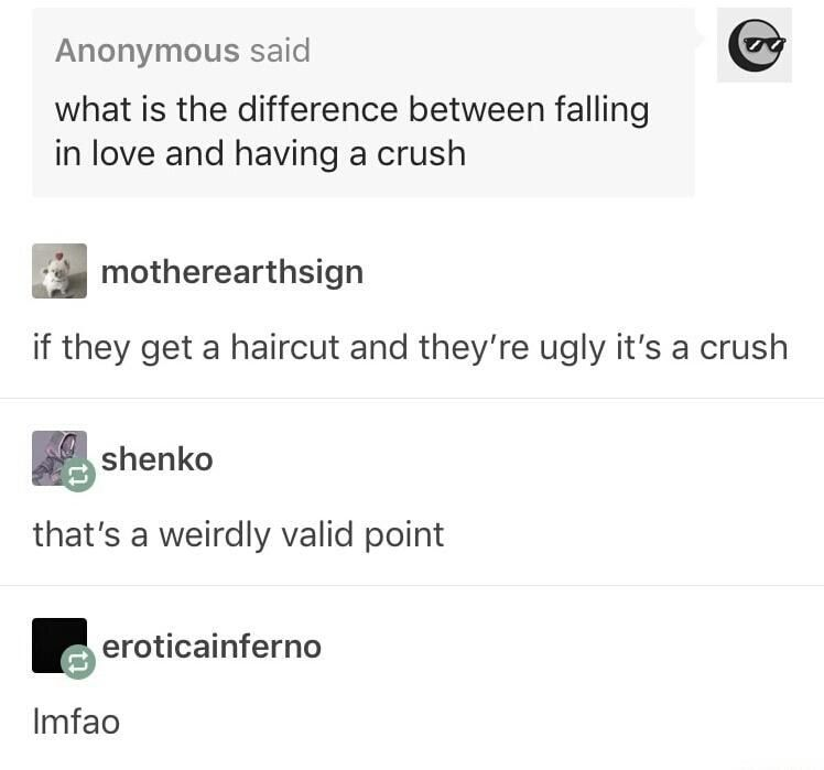 What is love tumblr post