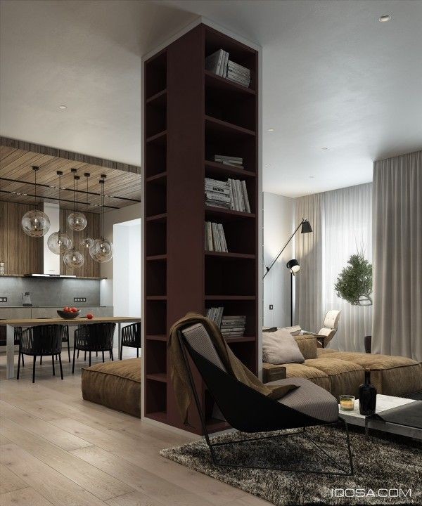 Bold Idea Cheap Interior Design Ideas For Apartments Great: 3 Homes That Make Bold Use Of Wood
