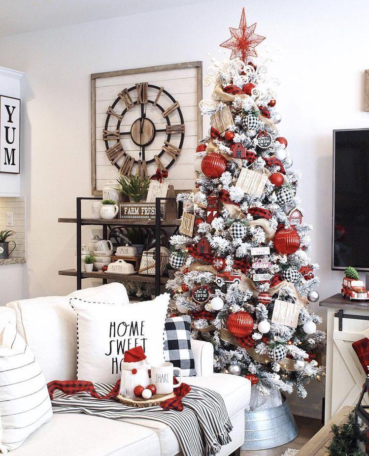 Pin By Kristine Hamilton On Winter Wonderland Christmas Tree Themes Christmas Home Christmas Tree Inspiration