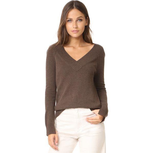 Zero   Maria Cornejo Sophie Cashmere Sweater ($700) ❤ liked on ...