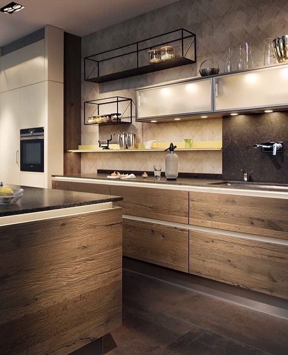 Simple Kitchen Design Hpd453: Industrial Kitchen Design, Kitchen