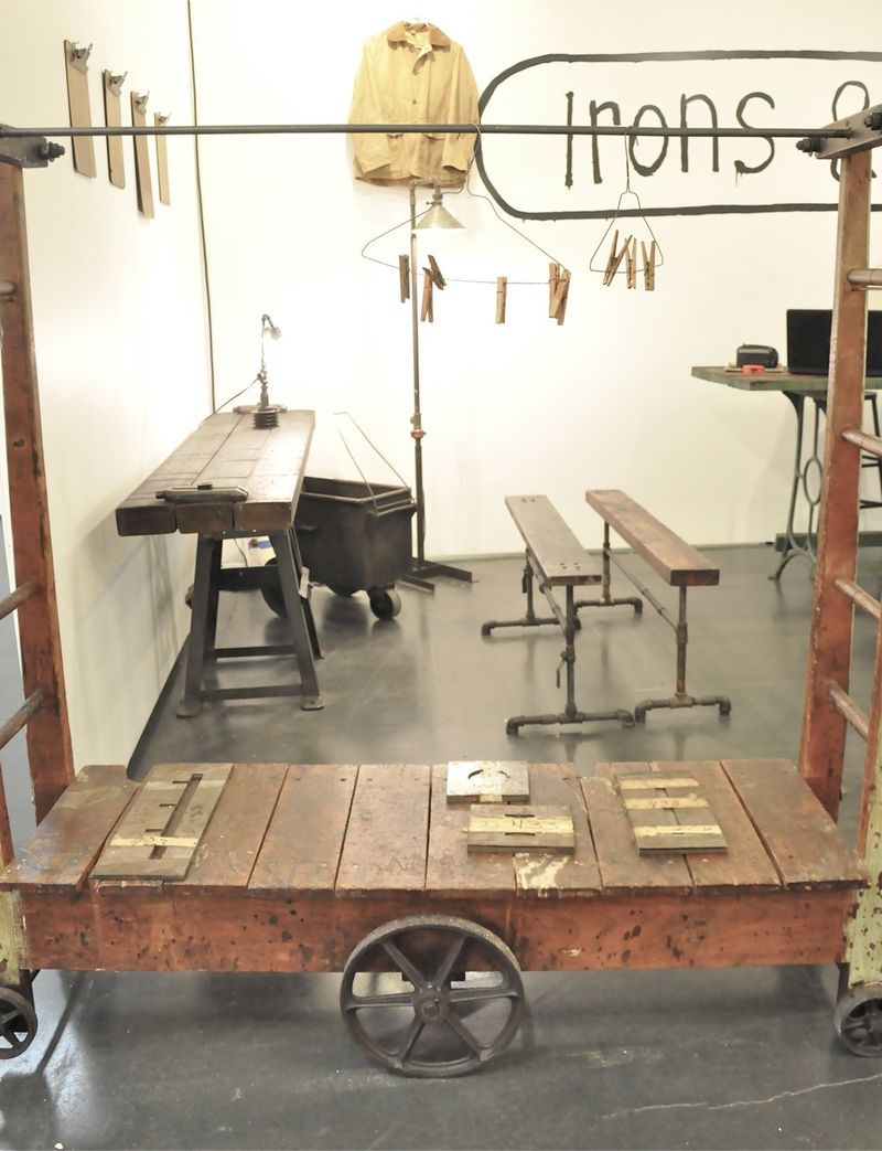 Irons wood m a r k e t pinterest iron clothes racks and