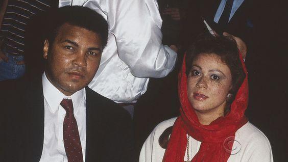 """Yolanda""""Lonnie"""" Williams Ali: Boxer Muhammad Ali wife"""
