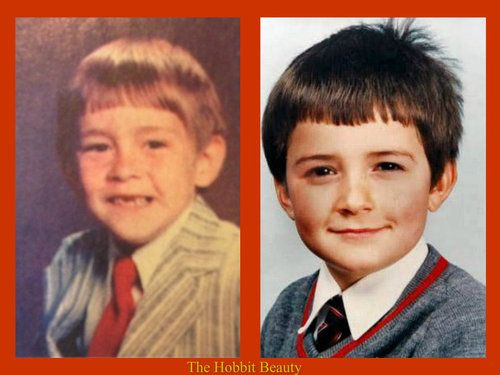 Awwwwww!!!! Little Orlando Bloom and Lee Pace!!! Orlando is soooo adorable!!