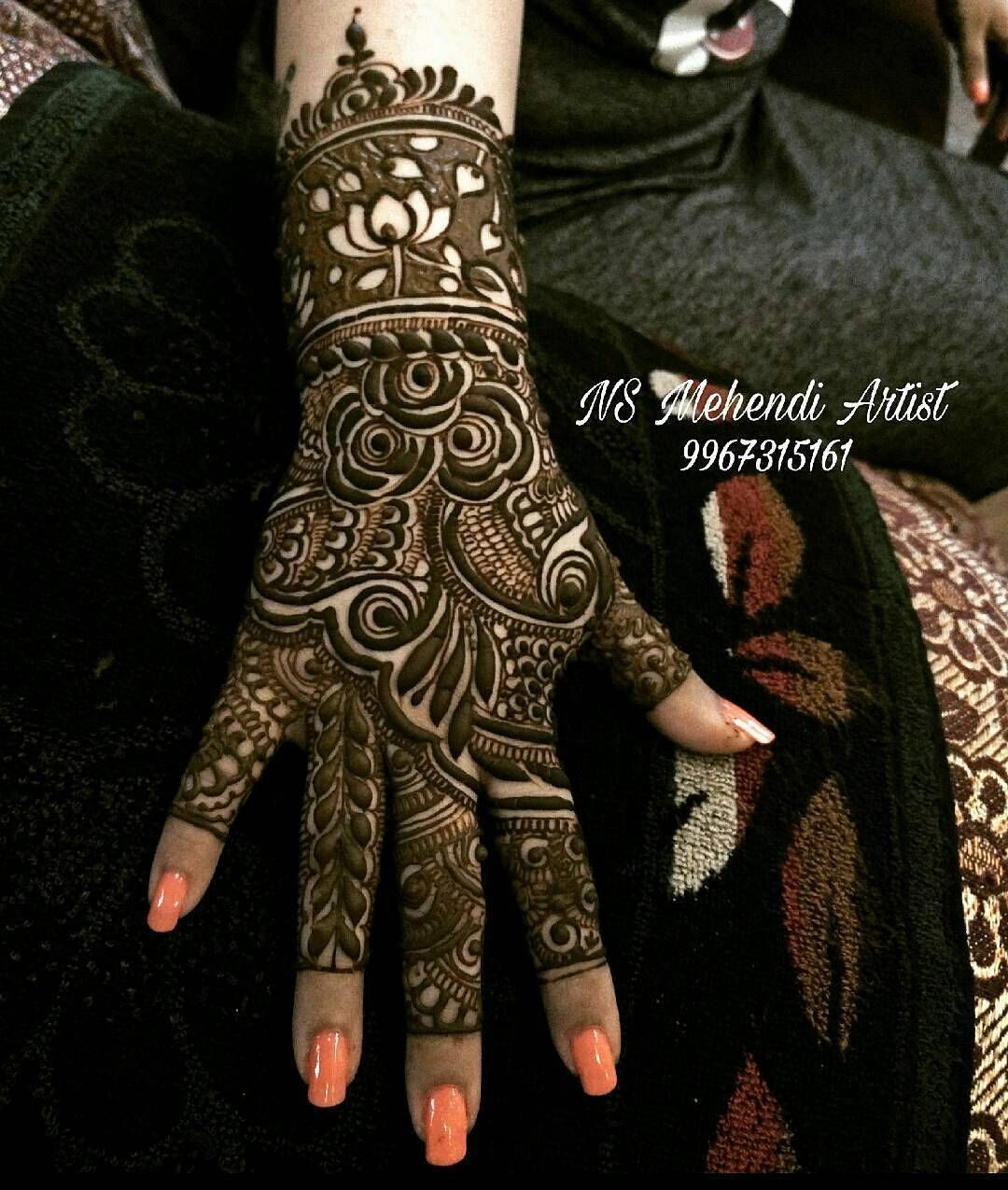 5 668 Likes 13 Comments Mehandi Designs Awesomemehandi On Instagram Mehandi Designs Mehndi Designs New Mehndi Designs