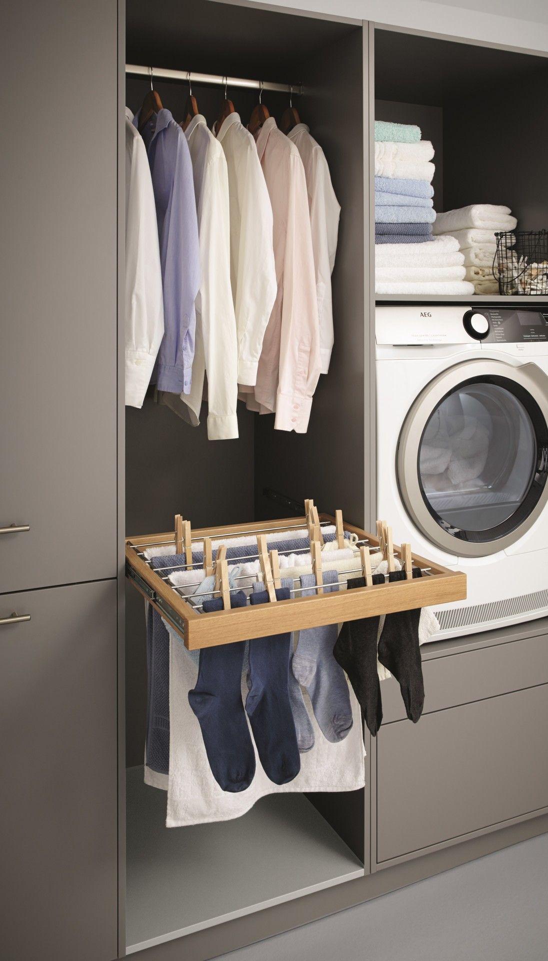 Hauswirtschaftsraum Bewusst Kochen Europamoebel At In 2020 Hauswirtschaftsraum Waschkuche Aufraumen Waschkuchendesign