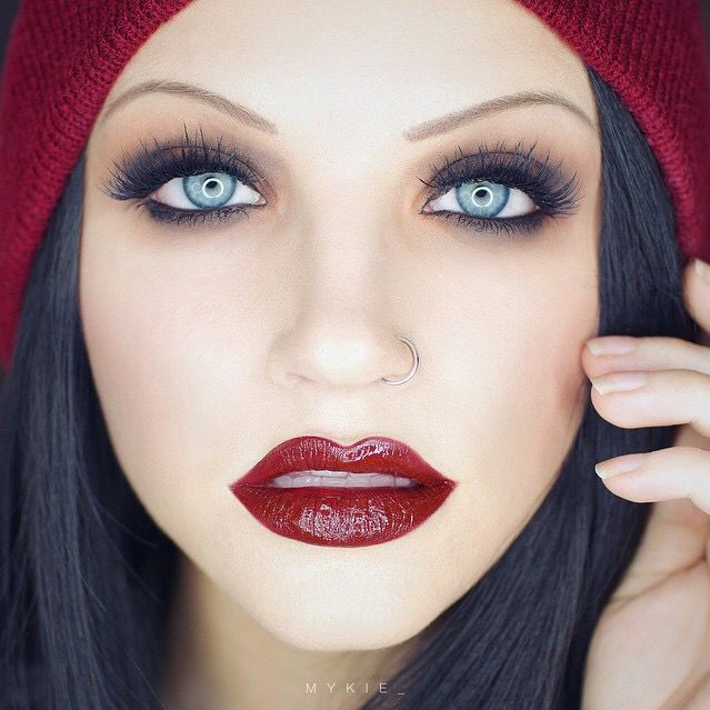 90s grunge makeup | a look! | Grunge makeup tutorial ...