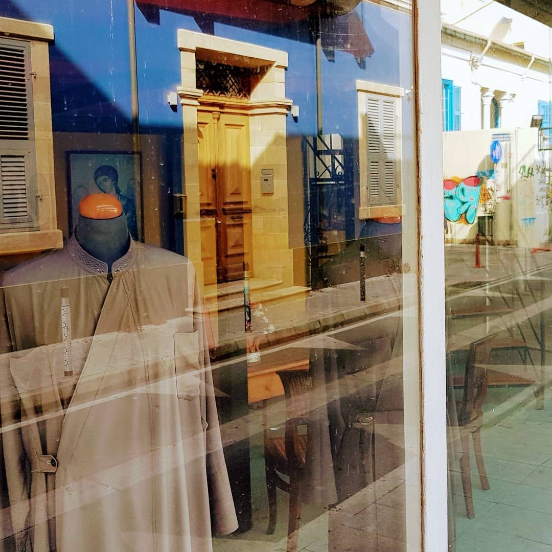 Reflections Windows And Doors Limassol Every Face Every Shop Bedroom Window Public House And Dark Square Is A Picture Feverishly