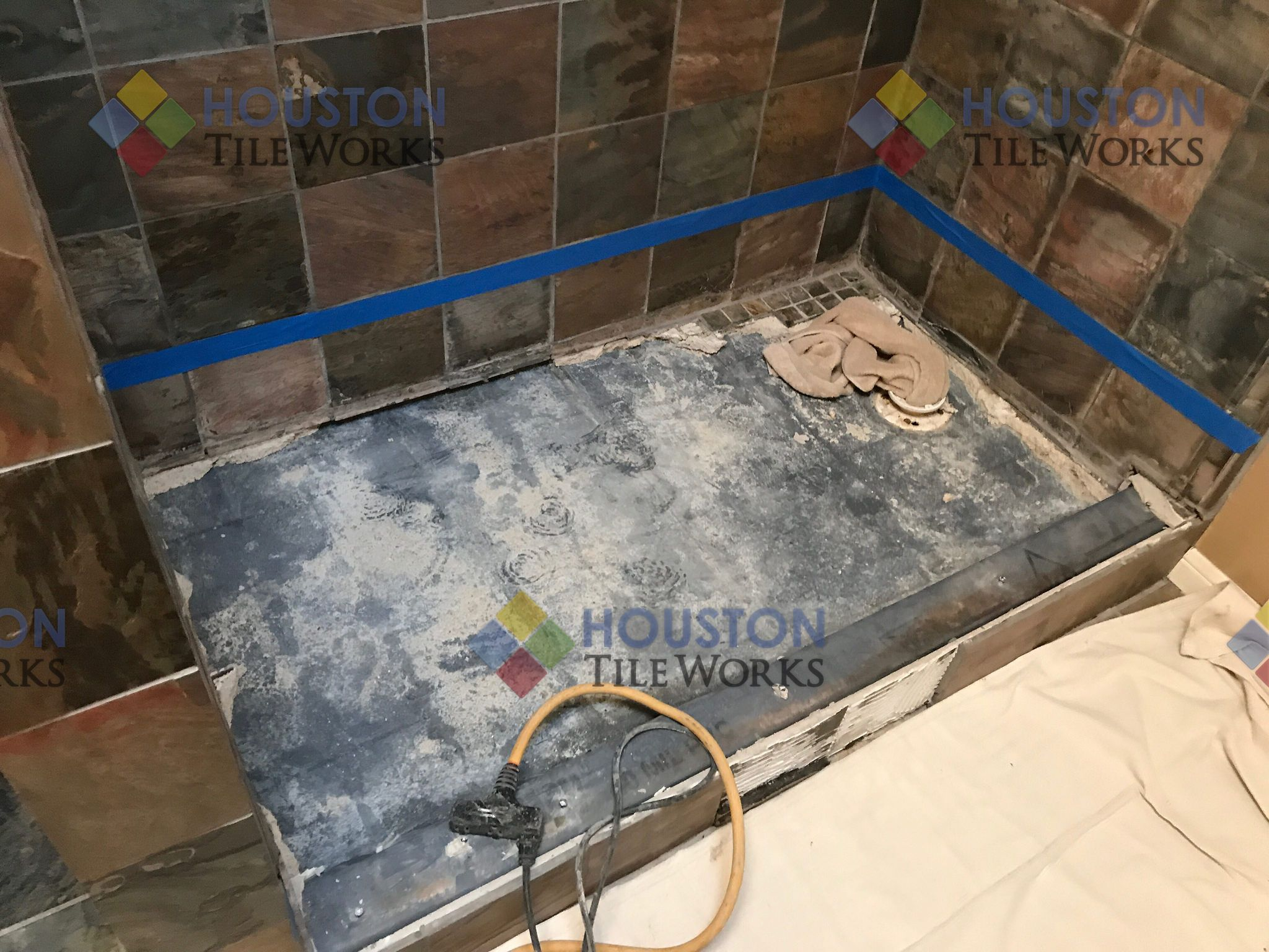 Shower Pan Repair Houston Shower Pan Shower Pan Installation Custom Shower Pan