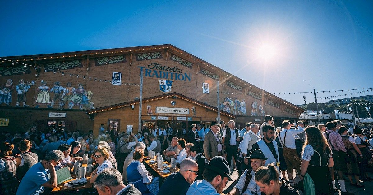 Festzelt Tradition in 2020 Beer tent, Big tents, Germany
