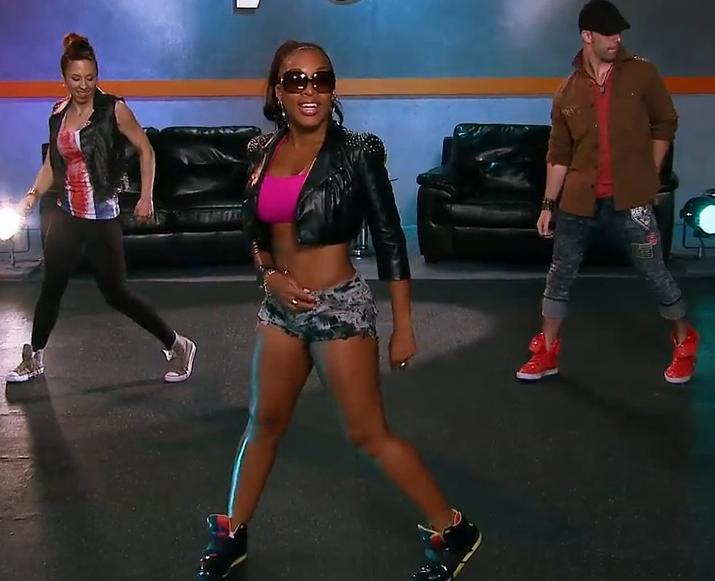 Keaira LaShae's Booty Toning Dance Workout