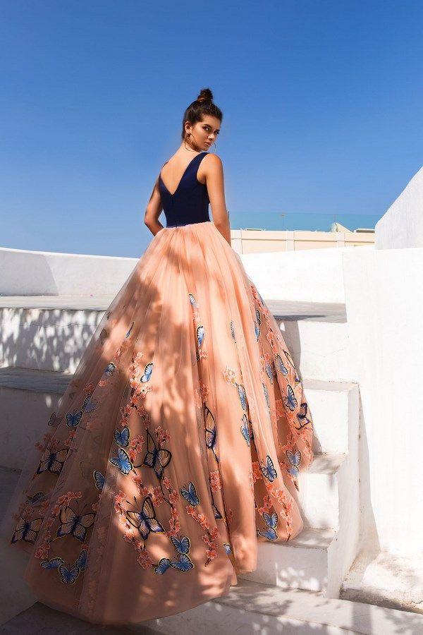 Модные тенденции платьев 2018-2019 года: красивые платья ...