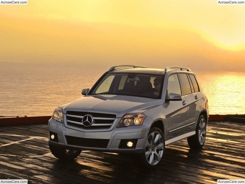 Mercedes Benz Glk 350 4matic 2010 Mercedes Benz Glk350