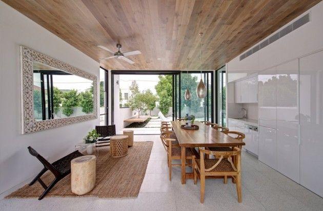 Be 210213 10 bois et boiseries pinterest d coration int rieure maison et boiseries - Interieur eclectique grove design ...
