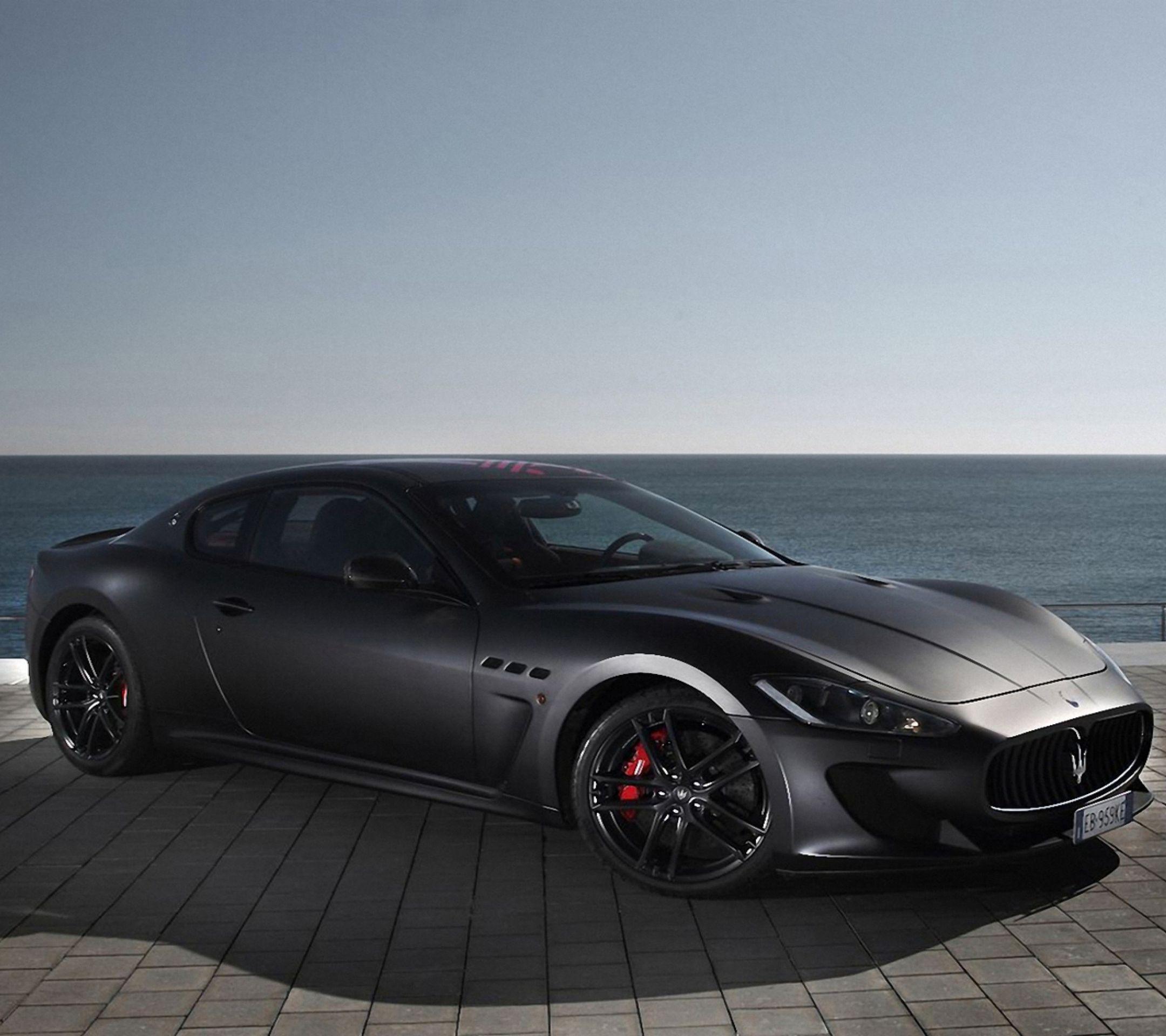 Maserati Car Wallpaper