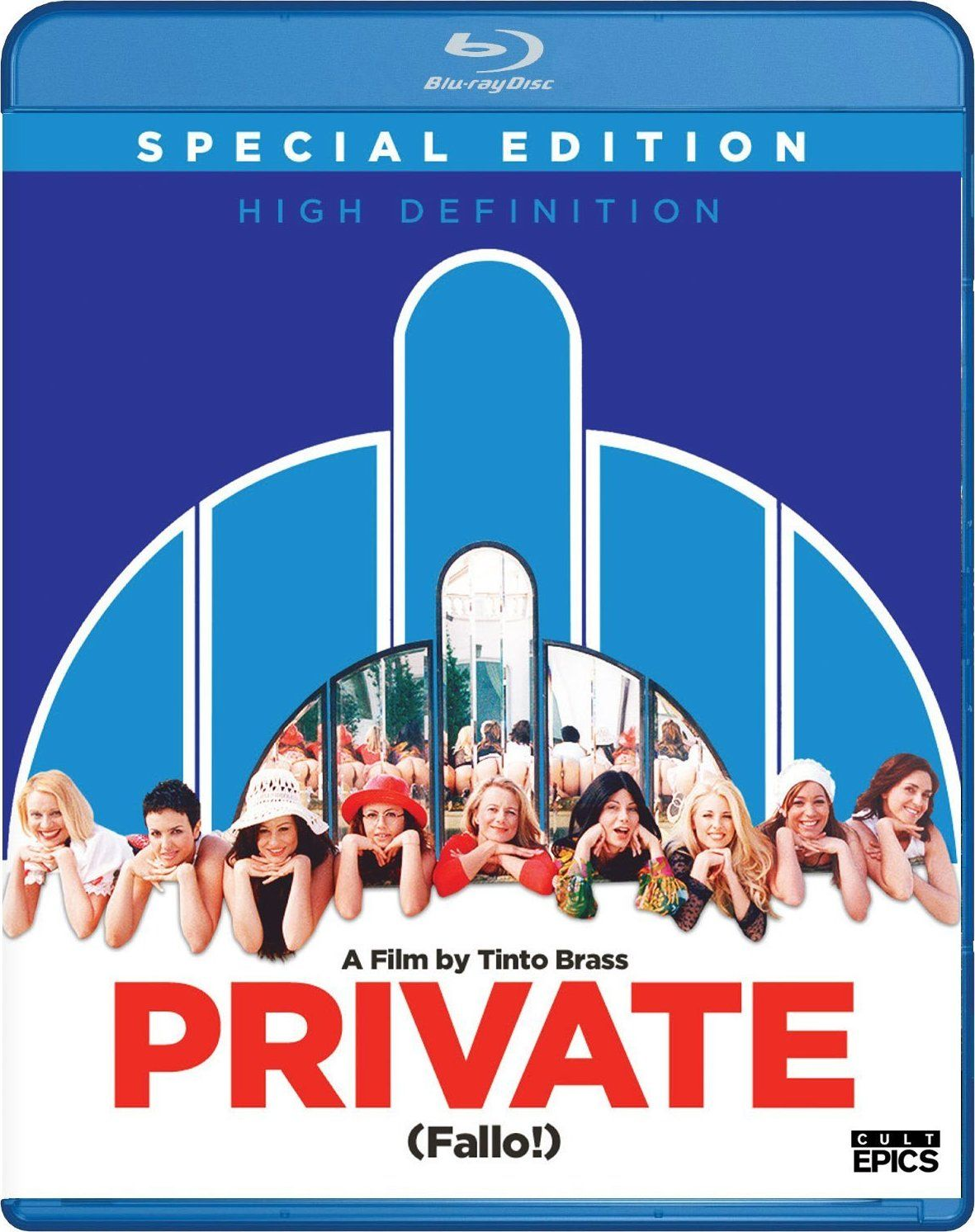 Private Bluray Release By Cultepics 1