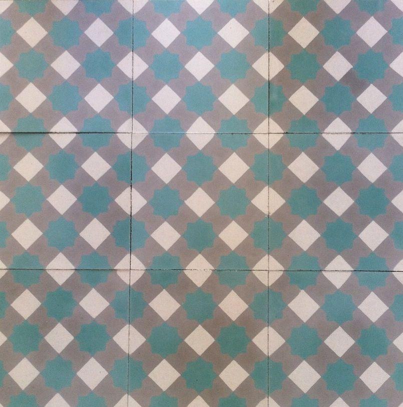MOD. 133 Azulejos, Mosaicos, Estampado