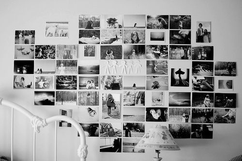 Fotowand Collage Ohne Rahmen 17 Layout Ideen Fotowand Photo