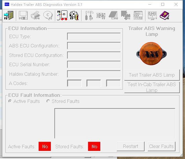Haldex PLC ABS Diagnostics 3 1 | Car Repair Tools | Tools