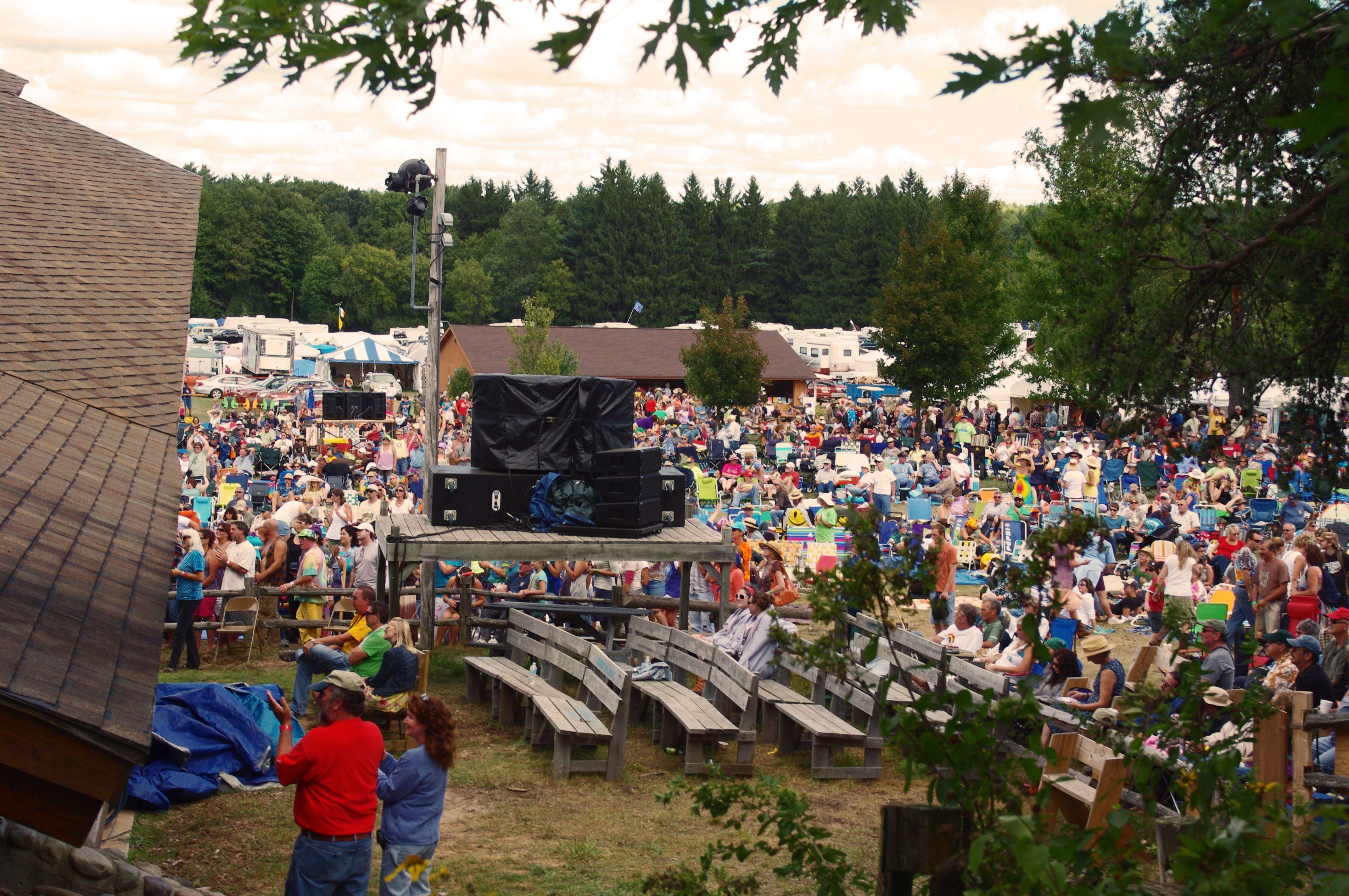 Wheatland music festival lineup