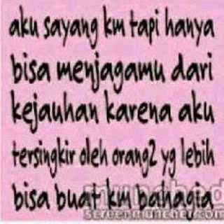 Download Wallpaper Kata Cinta Galau Sedih