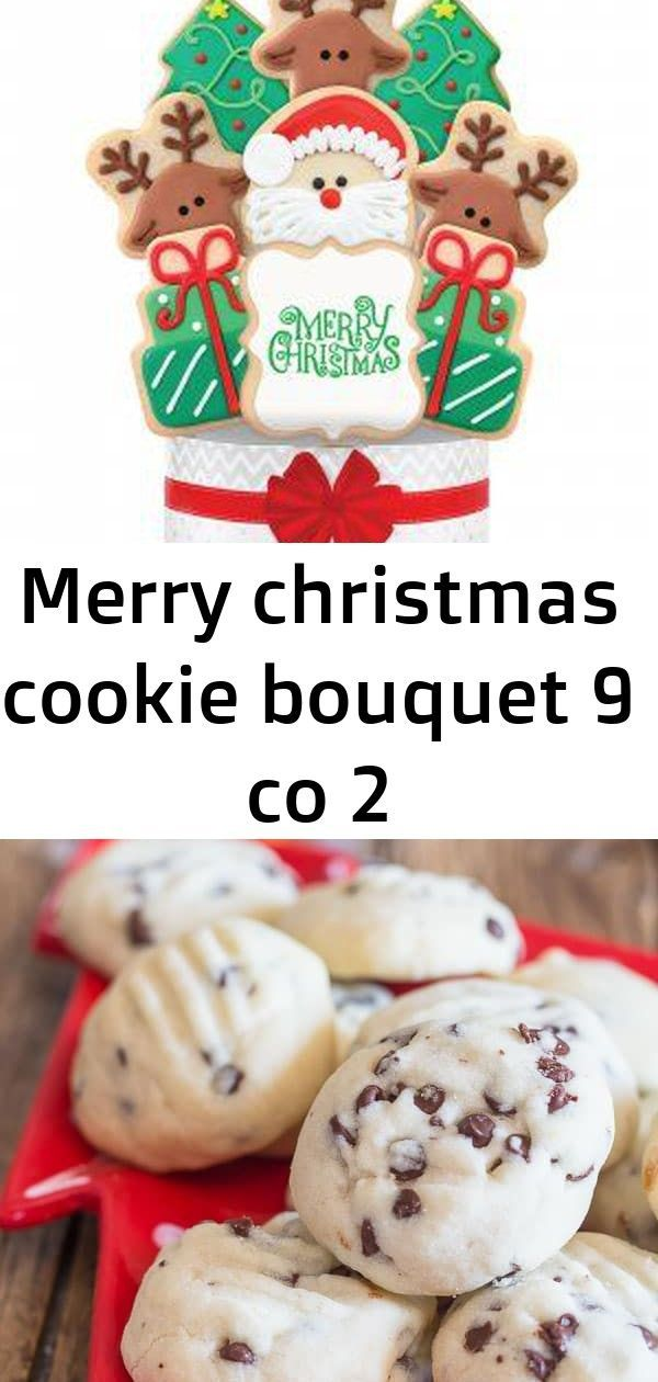 Food Photography: Merry christmas cookie bouquet 9 co 2