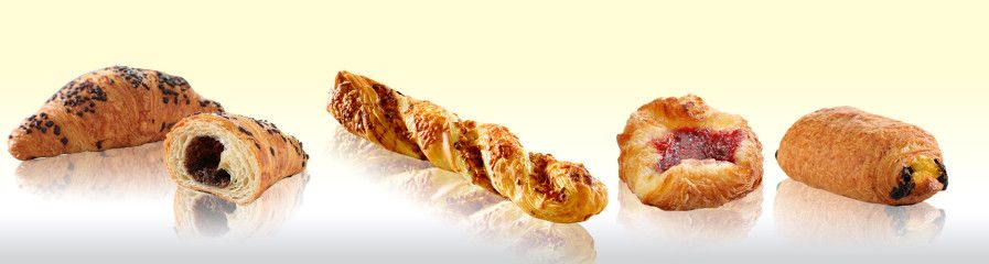 For over 25 years, Gourmand has been the specialist in deep frozen puff pastry products. Traditional bakers and retailers choose Gourmand for a wide range of products: from traditional croissants to specialties with sweet or savoury fillings, cakes and bread products.