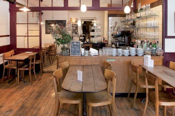 Auch ein Café kann Heimat sein u2026 La Couronne du0027Or, Lausanne (Bild - heimat k che bar