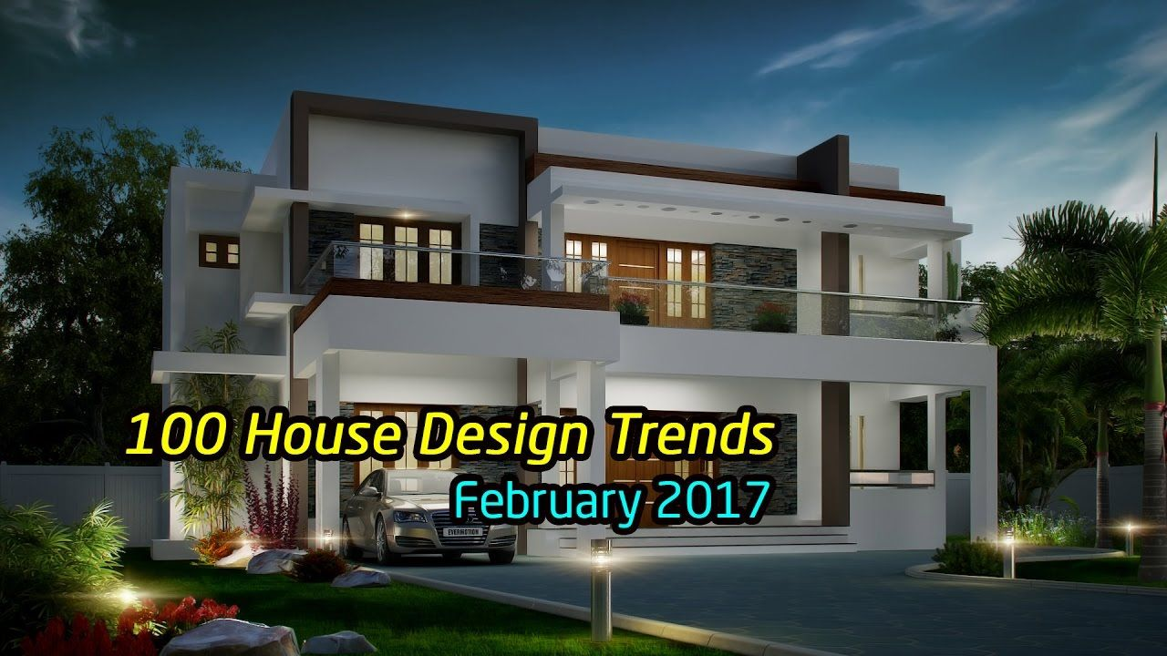 9 Home Design Trends To Ditch In 2016 Part - 50: 15+ House Design Trends That Rocked In Years 2018 - CueThat