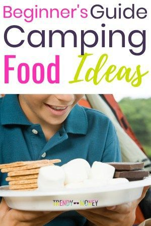 Are you looking for camping food ideas? Camping food doesn't have to be borin…