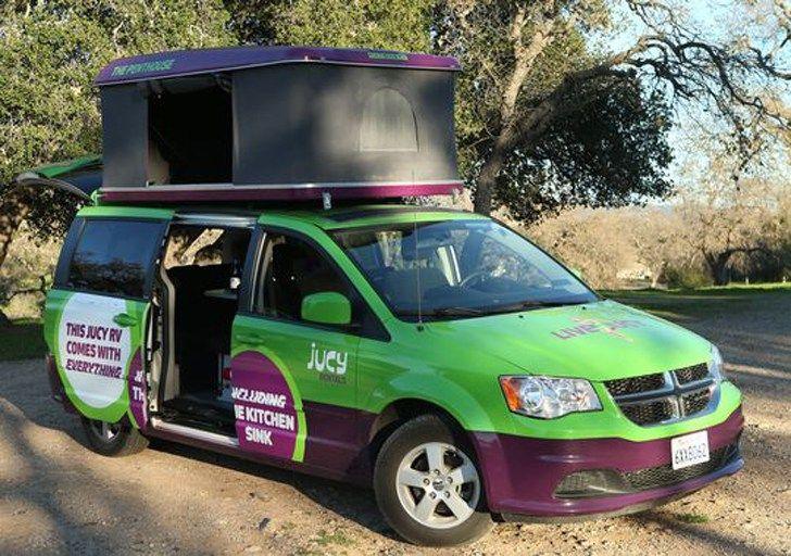 6 Camper Van Rentals For The Ultimate California Road Trip Go