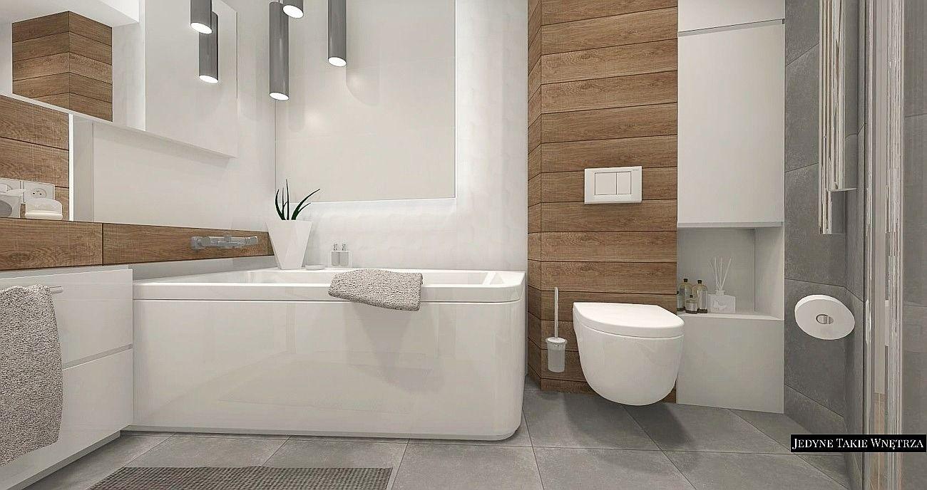 projekt azienki z szaroci pytki d krakw warszawa gdask wrocaw katowice with dressing 5m2. Black Bedroom Furniture Sets. Home Design Ideas