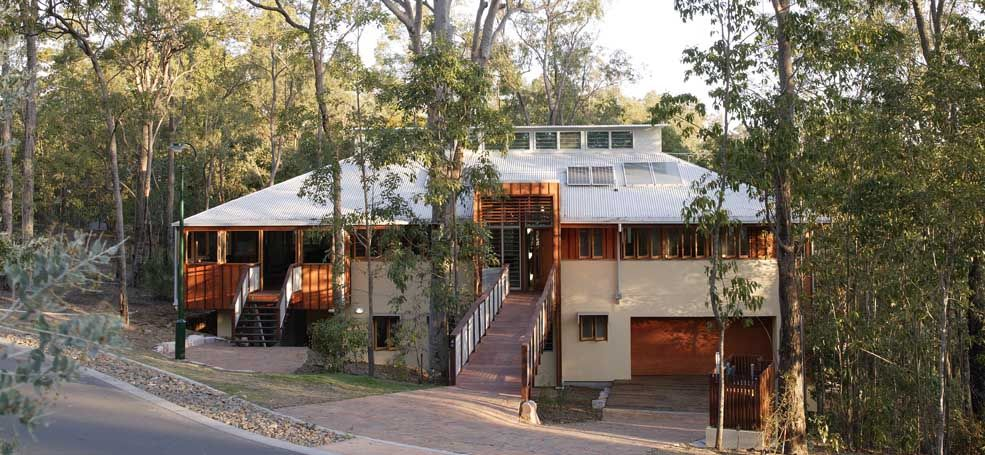 BVN Donovan Hill   Brisbane Sustainable Home