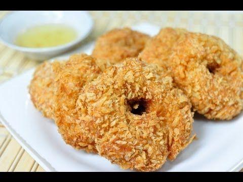 Thai food fried shrimp patty tod mun goong youtube thai thai food fried shrimp patty tod mun goong youtube forumfinder Choice Image