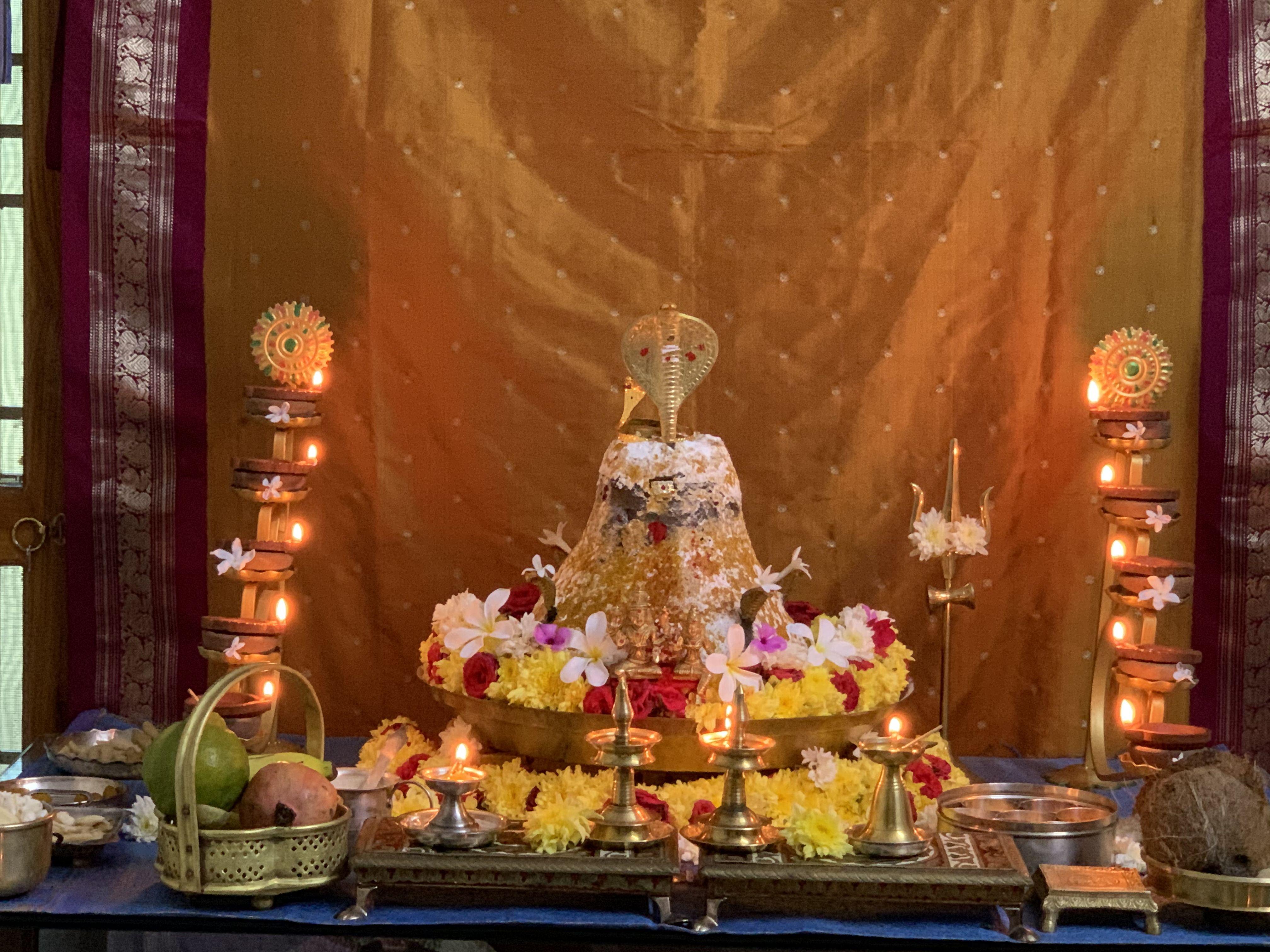 Pin by Penumatsa Neelu on Puja decorations Painting